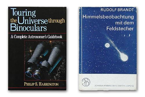 Astronomie astronomie mit zwei augen