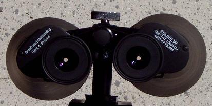 Astronomie groß ferngläser